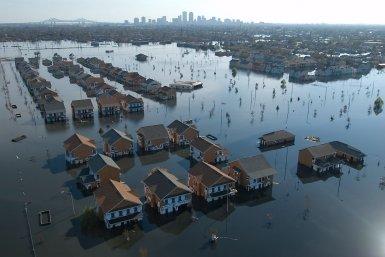 Flood New Orleans