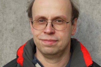 Portret Martin Lutz