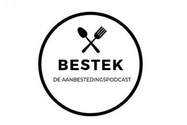 Bestek podcast logo