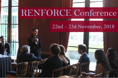 RENFORCE conferentie november 2018
