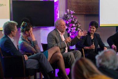 Social Entrepreneurship Festival 2018 paneldiscussie