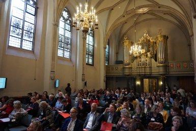 13e UCERF symposium, Academiegebouw, Universiteit Utrecht