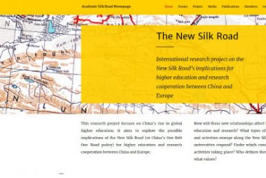 New Silk Road 2019