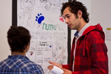 College over entrepreneurship (foto: Maria Salaru)