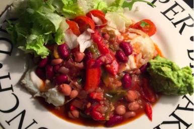 Spicy Bean Chili