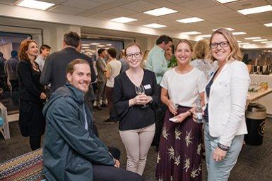 Alumni event Nespresso Sydney 2017