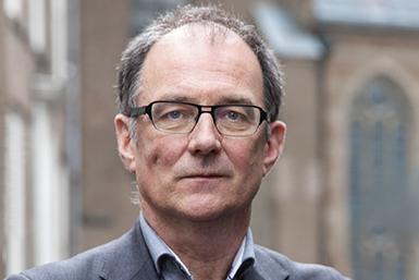 Prof. dr. Marcel van Aken.