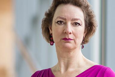Universiteitshoogleraar Naomi Ellemers.