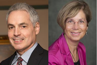 Robert J. Sampson en Sybil Seitzinger