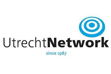 Logo van het Utrecht Network voor of universiteiten die samenwerken rondom internationalisering.