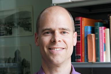 Dr. Joas Wagemakers, lid van de Utrecht Young Academy.