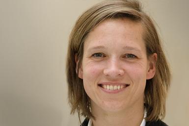 Dr. Liesbeth van de Grift, lid van de Utrecht Young Academy.