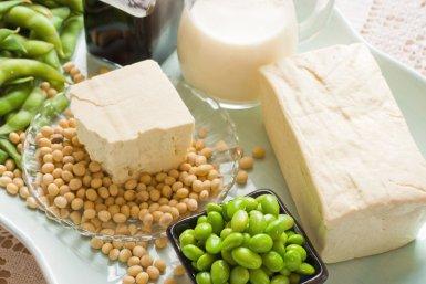 Tofu, plantaardige vleesvervanger