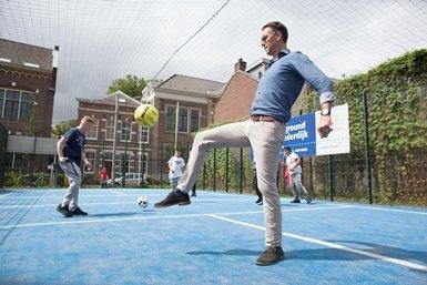 Frank van Eekeren, USBO over het EK Damesvoetbal
