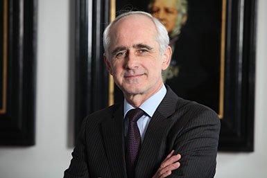 Bert van der Zwaan, College van Bestuur