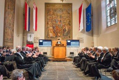Oratie Guido van den Ackerveken