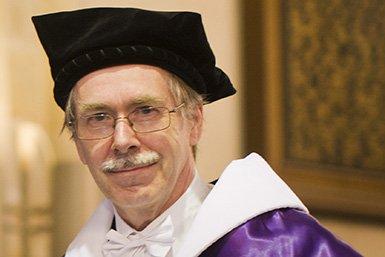 Nobelprijswinnaar Gerard 't Hooft