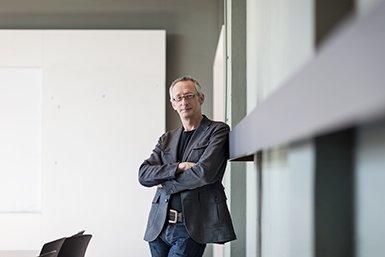 Paul 't Hart, hoogleraar Bestuurskunde aan de Universiteit Utrecht