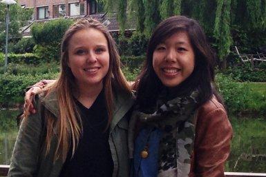 UCU Vising Student Judy Goh