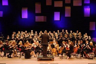 Utrechts Studenten Koor en orkest