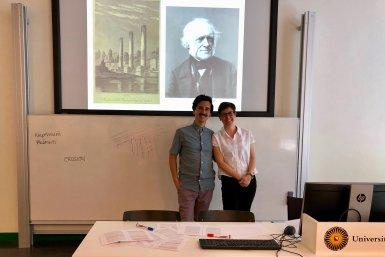 Dr. Joâo Trabucho Alexandre and Susanne Knittel