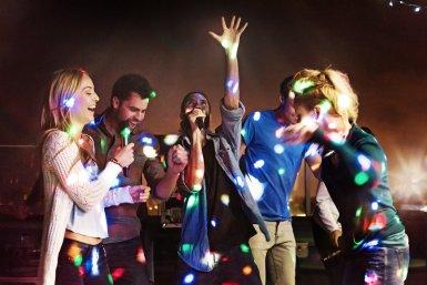 Parnassos Karaoke Night