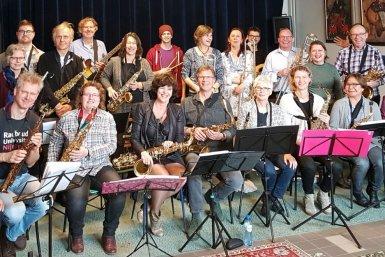 U Jazz Parnassos Misty House Big Band