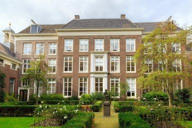 NIAS building Amsterdam