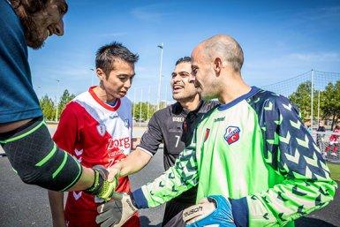 Callibrating Inclusive Sporting Encounters