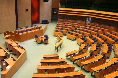 Tweede Kamer van het Nederlandse parlement