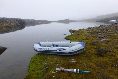 Spitsbergen: Keechy Akkerman