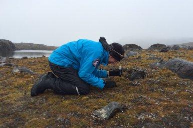 Spitsbergen: Peter Kuipers Munneke