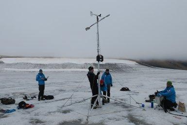 Spitsbergen: Willem Jan van de Berg