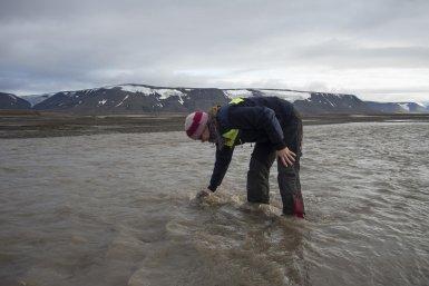 Spitsbergen: Jorien Vonk