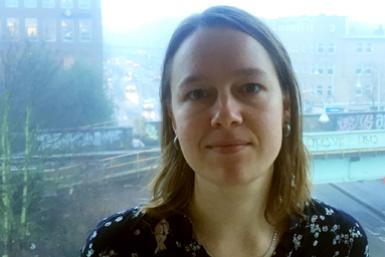 Dr. Annemarie Kalis, lid van de Utrecht Young Academy.