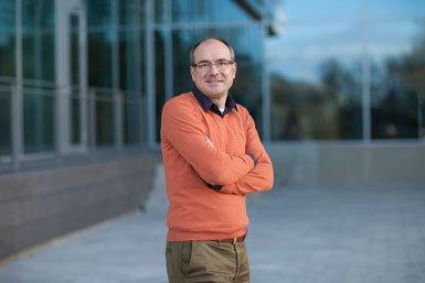 Professor Bert Weckhuysen, winnaar NWO Spinozapremie 2013