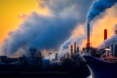 Veel uitstoot