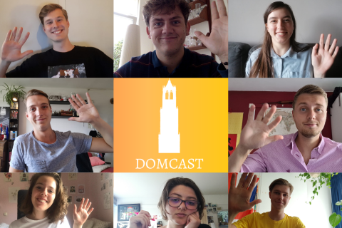 DOMCast is nominated for Exceptional Extracurricular Achievements