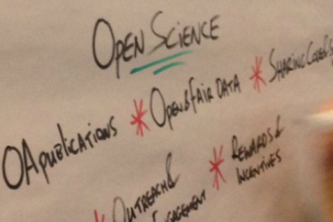 Start Open Science Programma