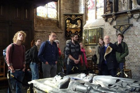 UCMS excursion with Minor students to Bruges