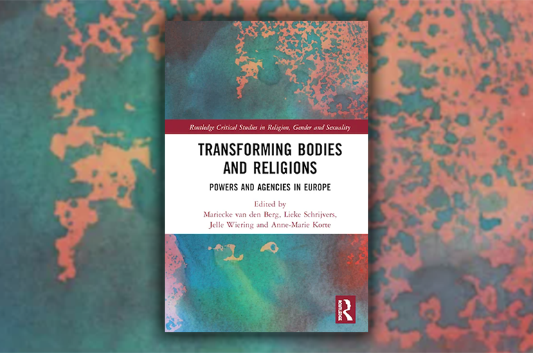 Boek Transforming bodies and religions