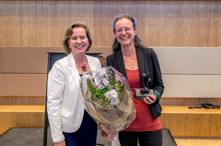 Anja Volk Westerdijk Award