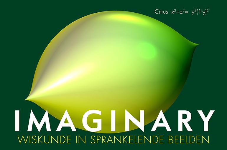 IMAGINARY - Wiskunde in sprankelende beelden