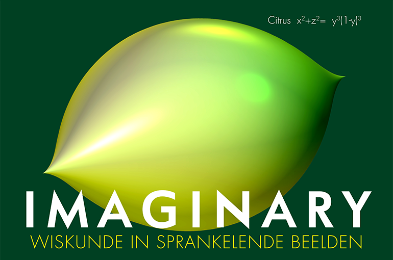 IMAGINARY - Wiskunde in sprankelende beelden