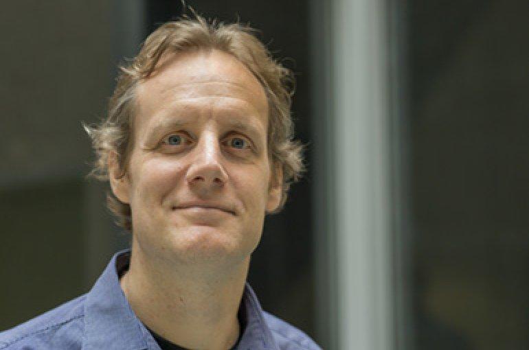 De Utrechtse theoretisch fysicus dr. Rembert Duine