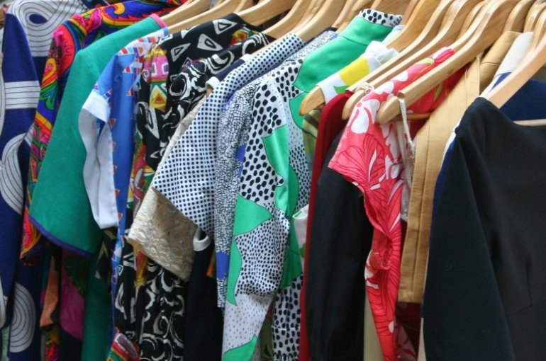 Green Office Clothing Swap
