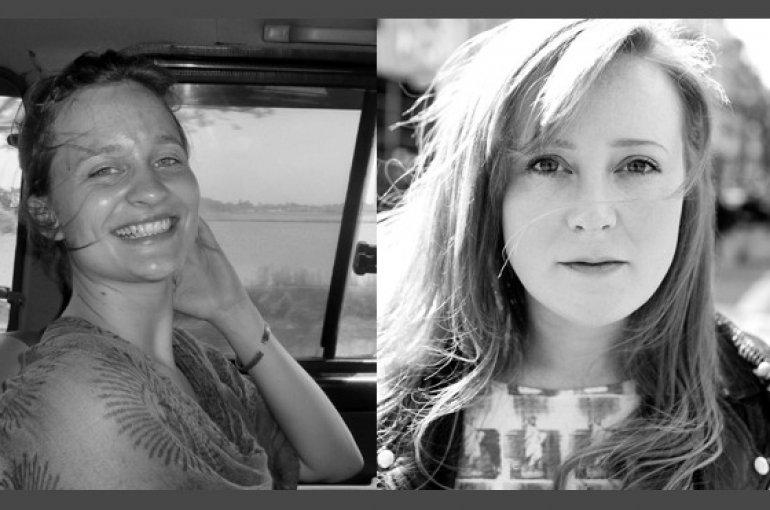 Anne Roetman en Emma Jane Unsworth