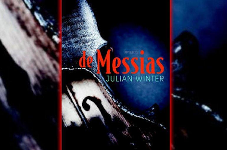 Omslag De Messias - Julian Winter