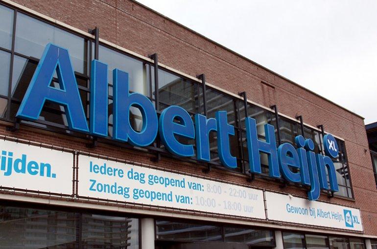 Supermarkt Albert Heijn © iStockphoto.com