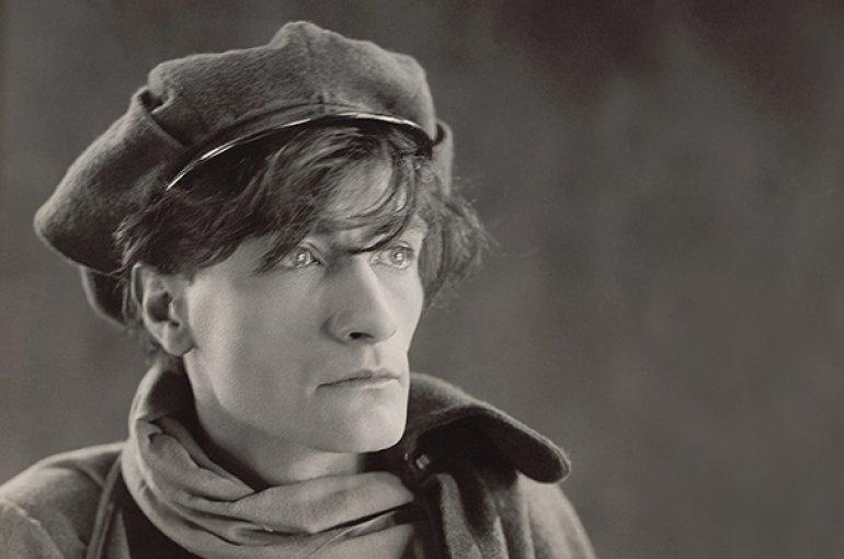 Antonin Artaud (1896-1948), theatre director, poet, actor, and playwright. Source: Wikimedia